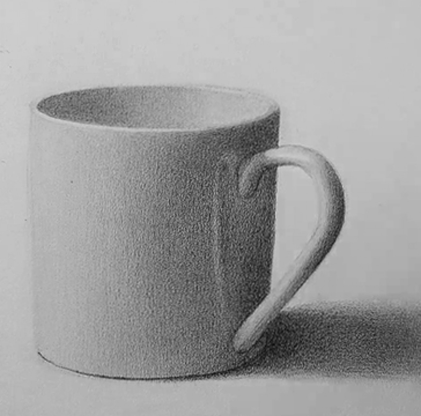 Basic drawing techniques to draw a still life