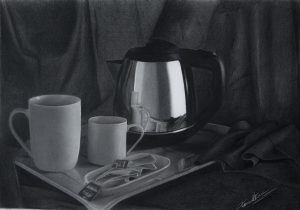 simple drawing exercises 1 draw a still life from a single light