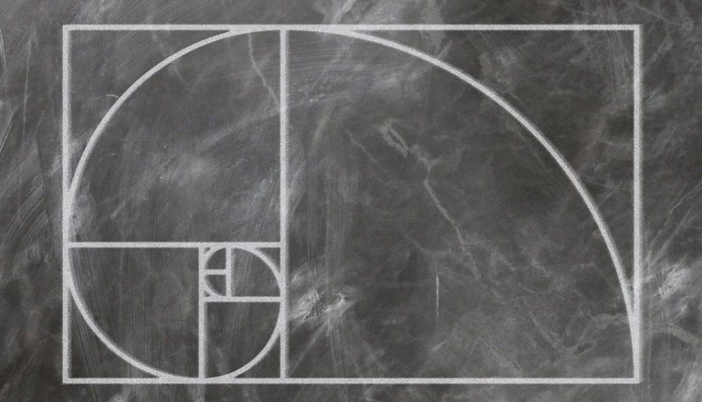 fibonacci sequence in drawing